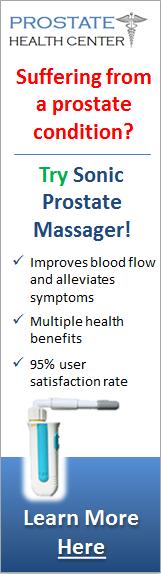 Sonic Prostate Massage Device