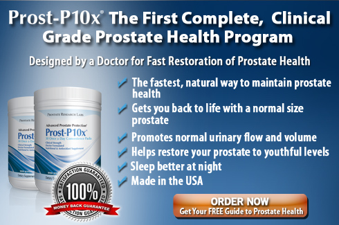 Natural Prostate Supplement